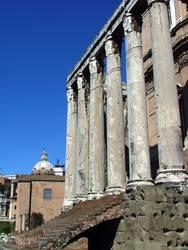 Foro Romano (Rom, Italien)