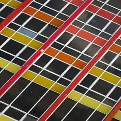 Fensterfarbe