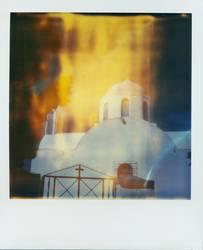 Santorini Kirche