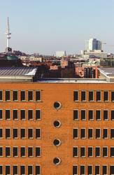 Hamburg + Speicherstadt