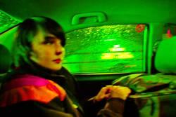 Taxi Fahrt