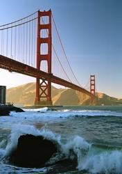 DIE rote Brücke...