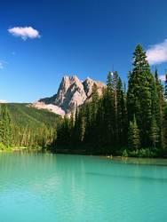 Der Smaragd-See