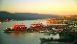 Hafen Vancouver