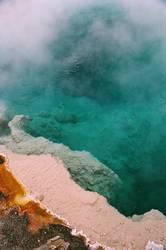 Heiß - Heißer - Yellowstone