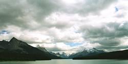 Maligne Lake, Kanada