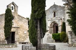 Klosterhof in der Provence