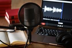 Podcasting / Arbeitsplatz