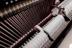 Piano / Klavier / Innenleben