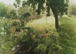 Gartenidyll