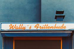 Wally's Frittenbude, yeah!