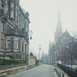 Glasgow fog I
