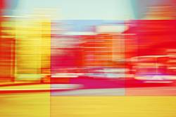 grafisches Hintergrundbild mit Bewegungsunschärfe
