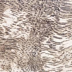 geschwungene Holztextur