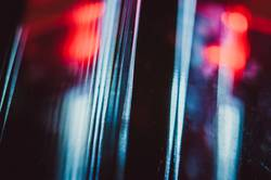 Prisma Laser Sci-fi Hintergrund