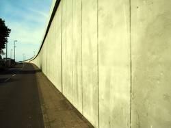 Autobahnabfahrt