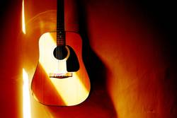 Gitarre again