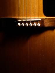 Vertikalgitarre