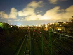 Berlin, nachts