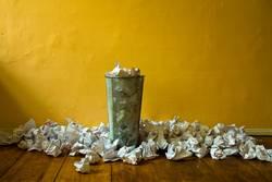 Papierkorb -1200