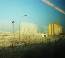 Bahnfahrt nach Norden 3