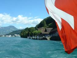 Dampferfahrt auf dem Vierwaldstätter See