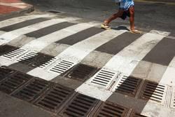 Flipflop-Crosswalk