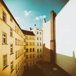 Berlin von hinten