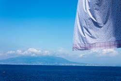 neapolitanische Küste von Sorrent