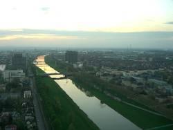 Mannheim - Neckar