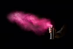 *Spray*