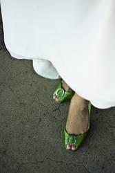 Froschkönigs Frau