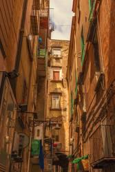Strassen von Neapel