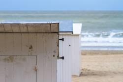 Strandkabinen