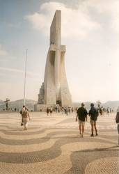 Entdecker-Denkmal Lissabon