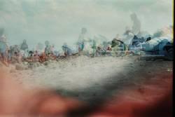 Strandauge