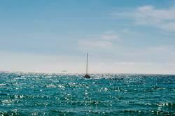 Boot und Meer, Frankreich