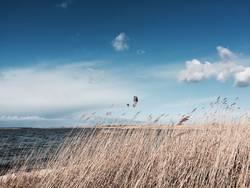 Perfekter Kite Tag