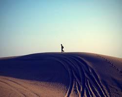 I´m walking