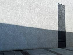 Fassade, Boden, Schatten