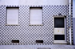 Fassadenmonotonie