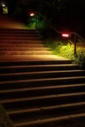 Nachttreppe