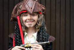 Captain Jack Sparrow Junior