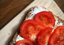 tomaten aufs brot