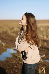 human being beautiful girl joy youth young happy smile life