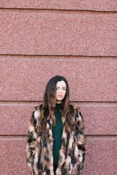 Mode-Porträt