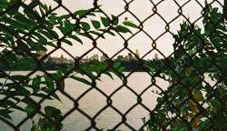 Central fence