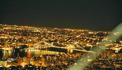 NY by night I