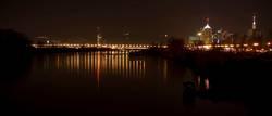 Reichsbrücke und VIC