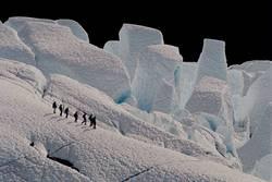 Eisriesen (Matanuska Gletscher)